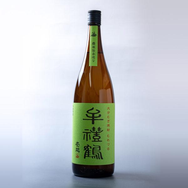 牟禮鶴 壱越(むれづる いちこつ)(1,800ml)