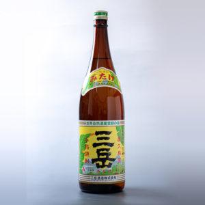 三岳 (1,800ml)