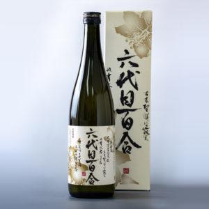 六代目 百合(箱入り)(720ml)