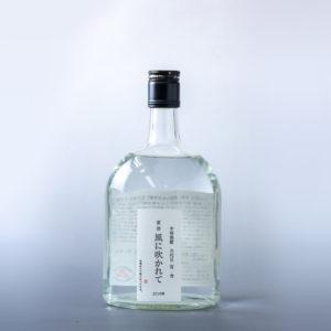 風に吹かれて「六代目 百合原酒」 (720ml)