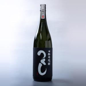 黒麹仕込 つくし(黒)(1,800ml)