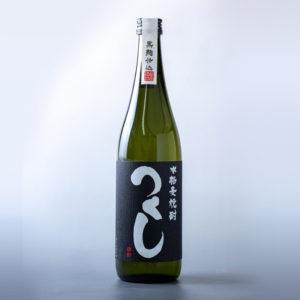 黒麹仕込 つくし(黒)(720ml)