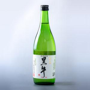 黒牛純米 (720ml)