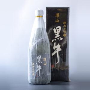 純米大吟醸 環山 黒牛(720ml)箱入り