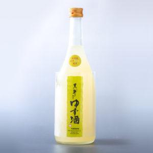 黒牛仕立て ゆず酒(720ml)