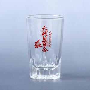 六代目百合グラス