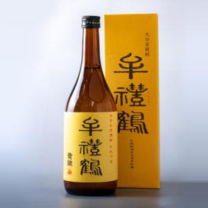 牟禮鶴 黄鐘(むれづる おうしき)(720ml)箱入り
